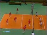 Летние Олимпийские Игры 1980 в Москве. Волейбол. Мужчины. СССР - Болгария (29.07.1980)