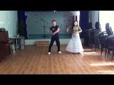 Свадебный танец-микс Кристины и Дениса